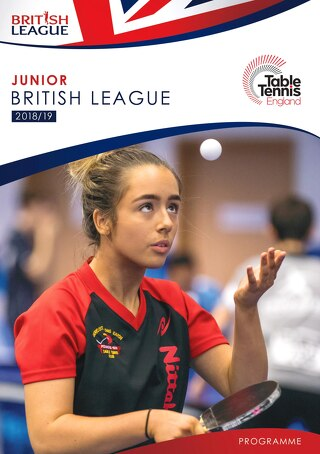 Junior British League 2018/19 Weekend 2