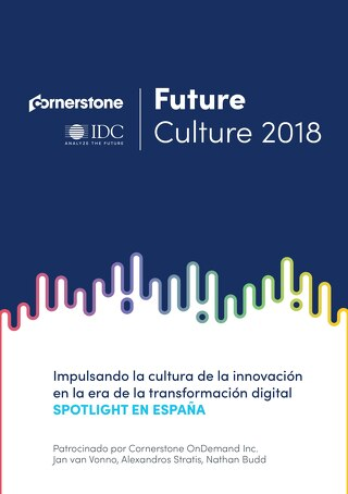 Future Culture 2018 - SPOTLIGHT EN ESPAÑA