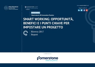 Smart Working - Opportunità Benefici E I Punti Chiave Per Impostare Un Progetto