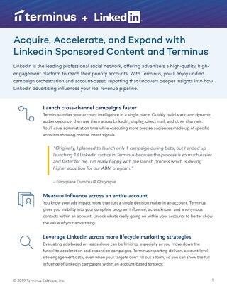 Terminus + LinkedIn 2019