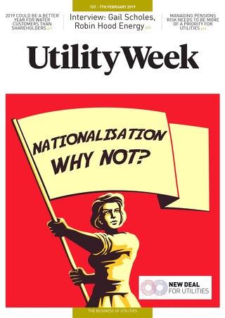 Utility Week 1st February 2019