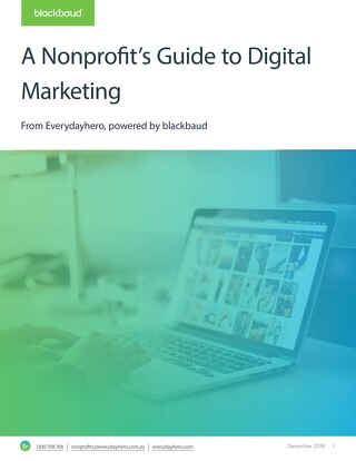 A Nonprofit's Guide to Digital Marketing