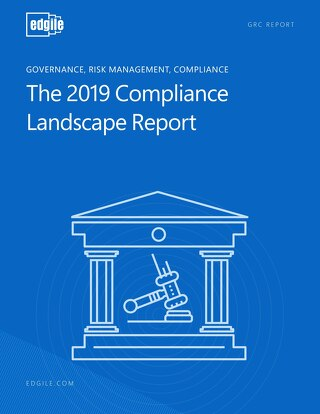 2019 Edgile Compliance Landscape Report