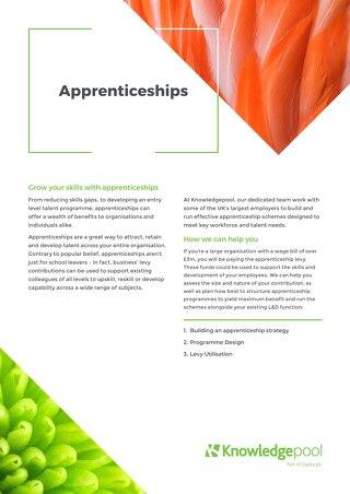 Apprenticeships - Overview