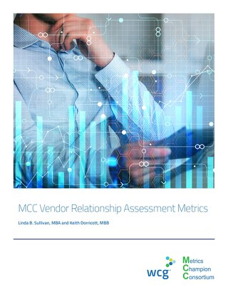 MCC Vendor Oversight Relationship Assessment Metrics