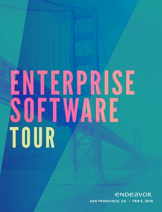 Enterprise Software Tour - Agenda & Attendees