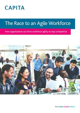 The Race to an Agile Workforce