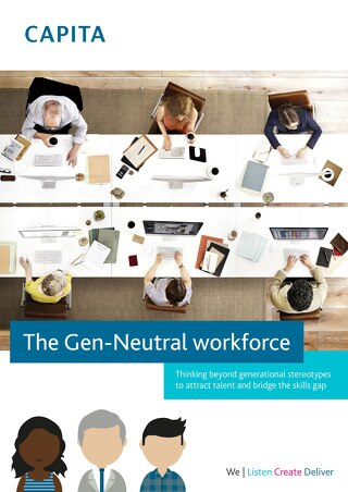 The Gen-Neutral Workforce