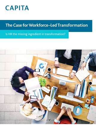 The Case for Workforce-Led Transformation