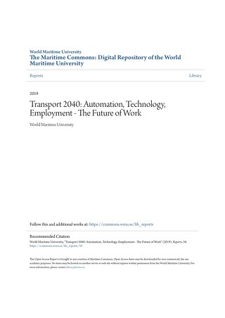 Transport 2040_ Automation Technology Employment - The Future o