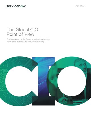 The Global CIO Point of View