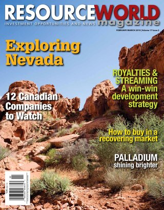 Resource World - February-March 2019 - Vol 17 Issue 2