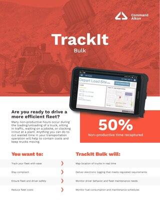 TrackIt for Bulk