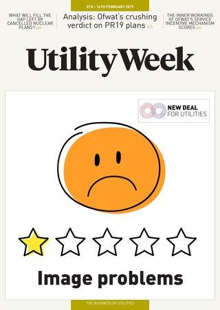 Utility Week 8th February 2019
