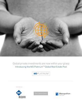 Introducing MD Platinum Global Real Estate Pool