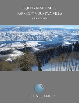 Equity Residences Park City Mountain Villa
