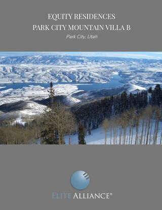 Equity Residences Park City Mountain Villa B