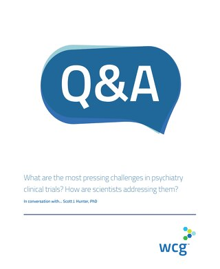 Q&A with CNS Expert, Dr. Scott J. Hunter