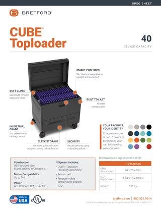 CUBE Toploader