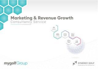 My Golf Group - Marketing & Revenue Growth Proposal