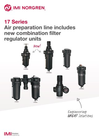 B17 Filter Regulator brochure