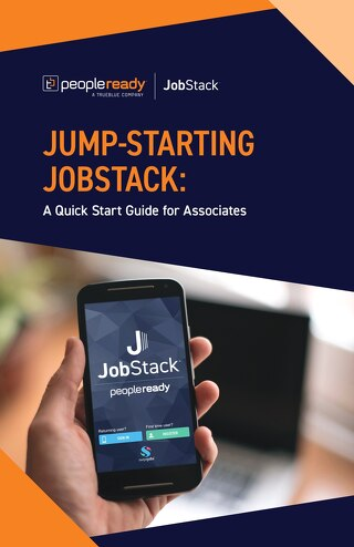 JobStack Associate Quick Start Guide