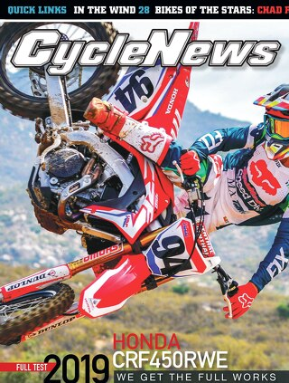 Cycle News 2019 Issue 02 January 15