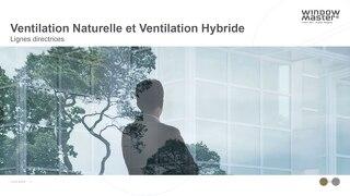 Lignes directrices - ventilation naturelle et hybride