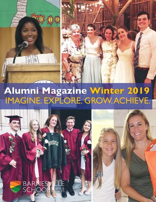 Fall 2018 Alumni Magazine