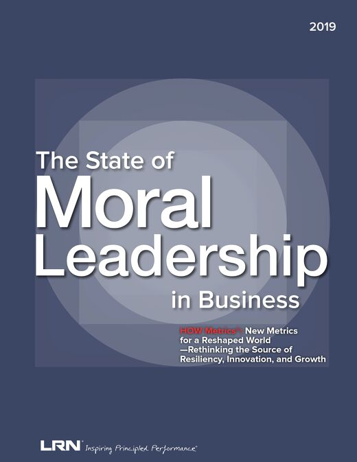 The State of Moral Leadership in Business 2019