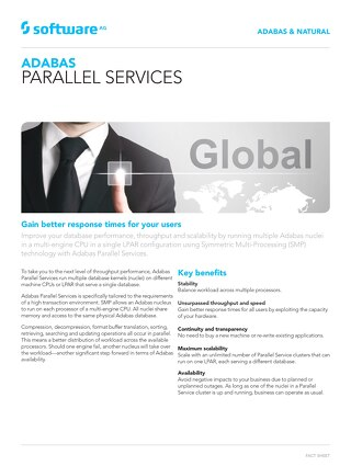 Adabas Parallel Services