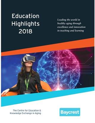 Education Highlights 2018