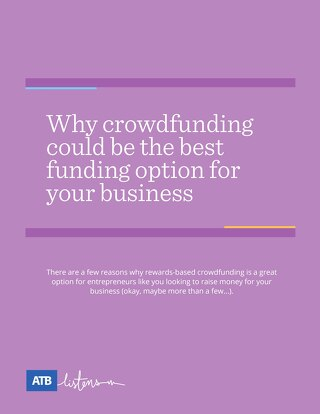 Why Crowdfunding Could Be the Best Option