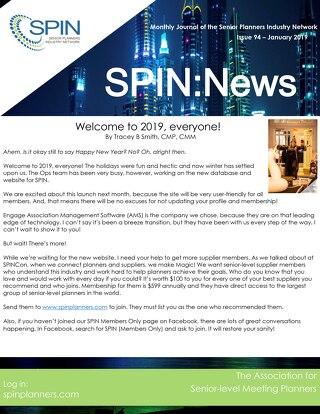 SPIN:News - January 2019