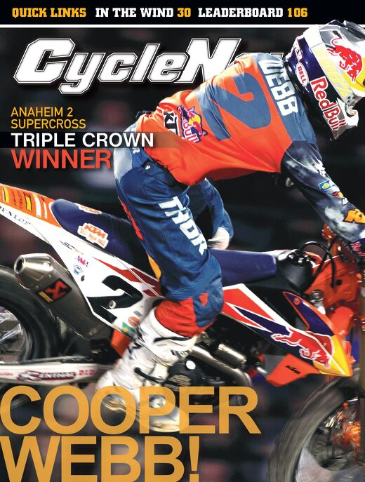 Cycle News 2019 Issue 03 January 22