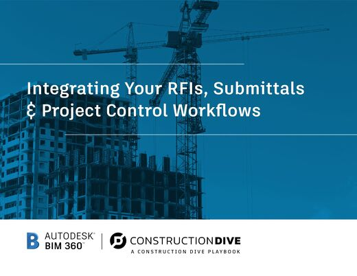 Integrating Your RFIs, Submittals & Project Control Workflows