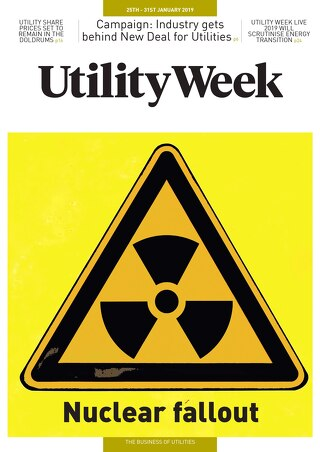 Utility Week 25th January 2019