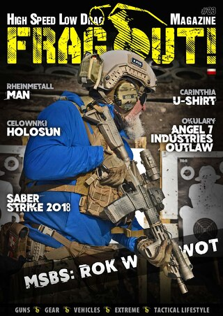 Frag Out! Magazine #23 PL
