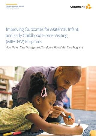 改善孕产妇,婴儿和儿童早期的家访(MIECHV)项目成果