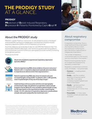 The PRODIGY Study at a Glance
