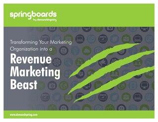 The Revenue Marketing Beast
