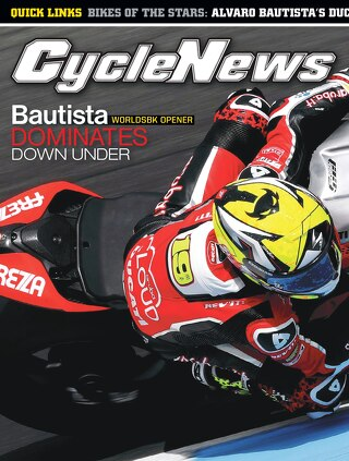 Cycle News 2019 Issue 08 February 26