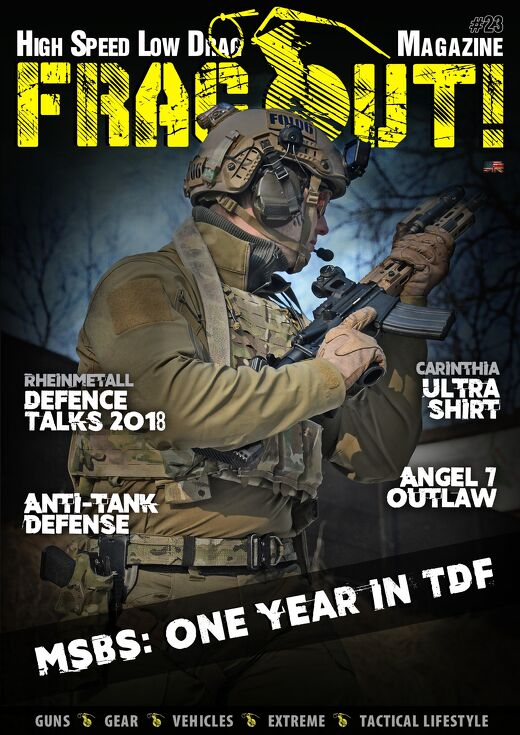 Frag Out! Magazine #23
