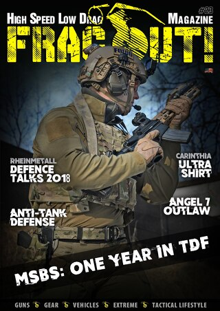 Frag Out! Magazine #23