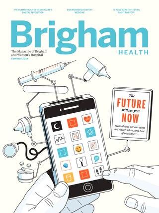 Brigham Health Magazine Summer 2018
