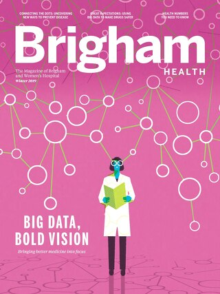 Brigham Health Magazine Winter 2019