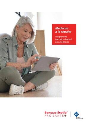 Des solutions bancaires destinées aux médecins à la retraite ou en voie de l'être