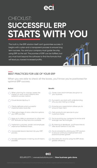Successful ERP starts with you