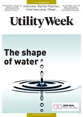 Utility Week 1st March 2019