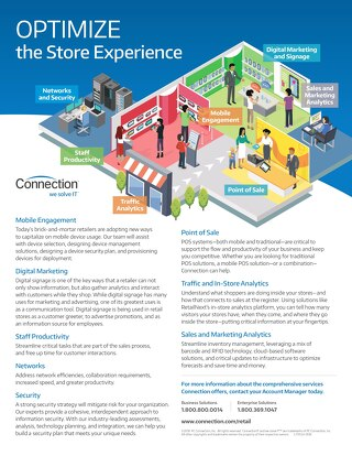 Optimize the Store Experience